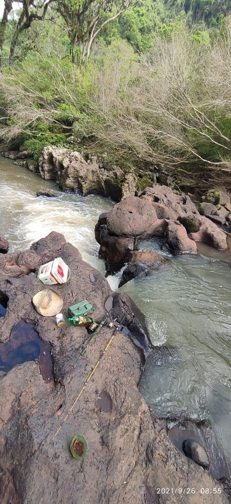 Corpo de Idoso é encontrado no Rio Irani