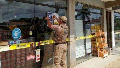 Polícia Militar fortalece operação contra a pandemia em SC