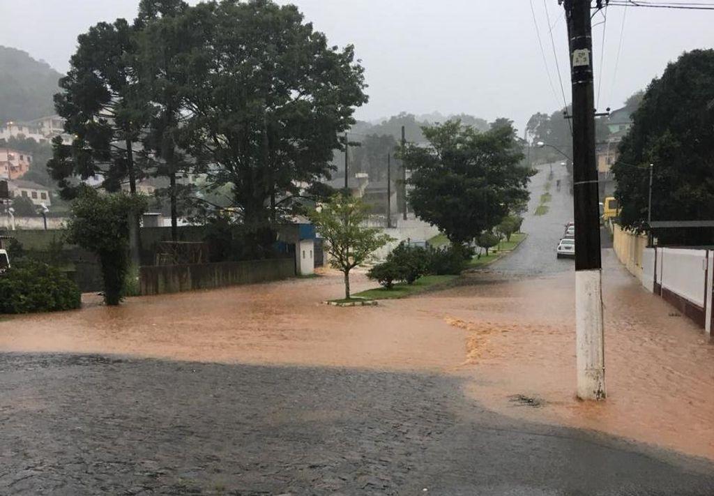 Prefeitura de Luzerna vai investir em obras de drenagem pluvial no centro da cidade