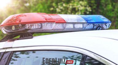 Motorista em carro com placas de Herval d' Oeste abastece e sai sem pagar em Campos Novos