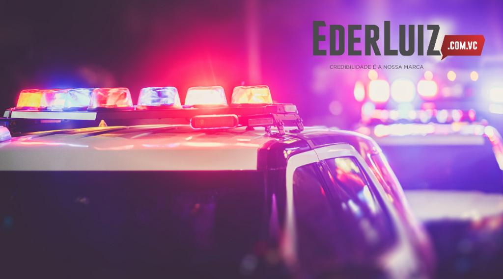Motorista foge da polícia e provoca acidente em Herval