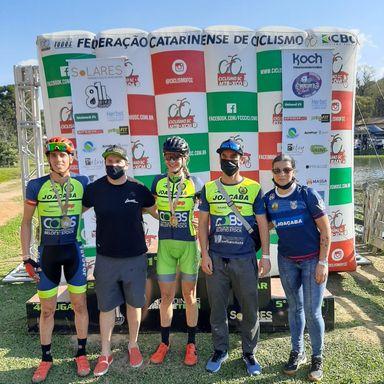 Ciclismo de Joaçaba conquista excelentes resultados em campeonatos estaduais