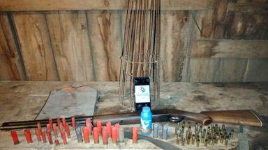 PMA prende homem por porte ilegal de arma de fogo em Água Doce