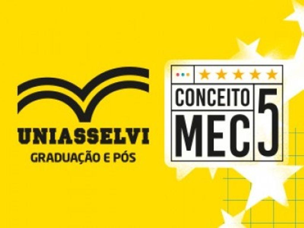 UNIASSELVI é recredenciada para EAD com nota máxima pelo MEC