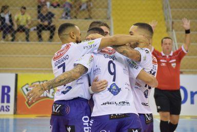 Joaçaba Futsal participa da Liga Nacional pelo terceiro ano consecutivo