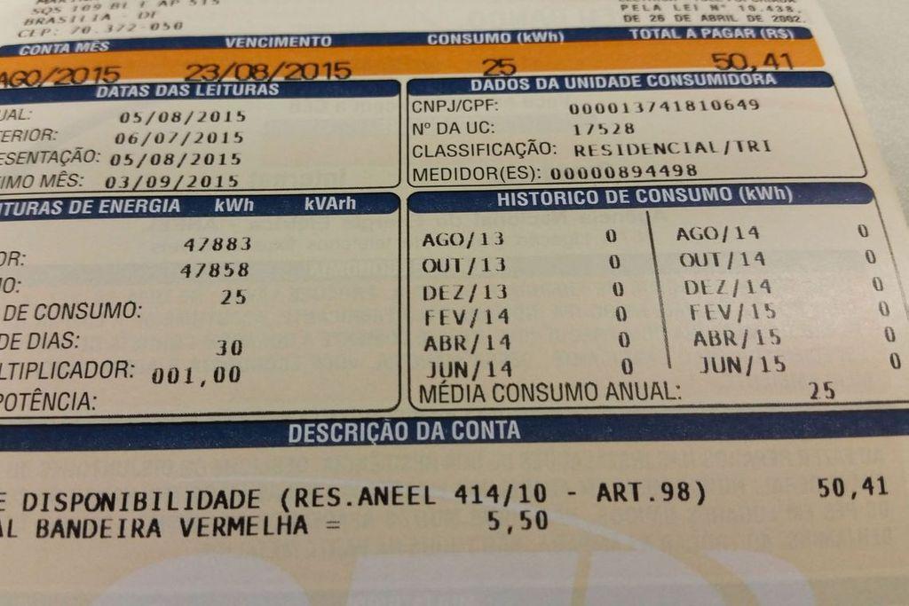 Pagamento de boleto vencido já pode ser feito em qualquer instituição financeira (Foto: Agência Brasil)