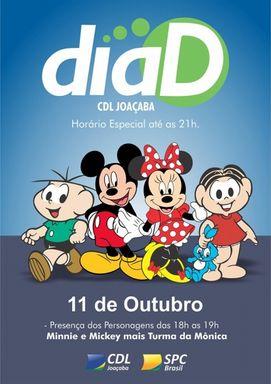 Dia das Crianças terá programação especial em Joaçaba