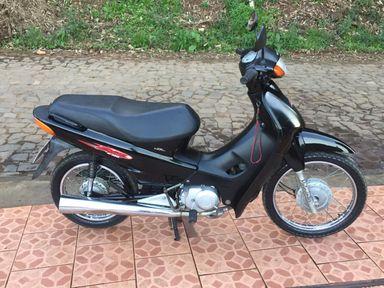 Motocicleta é furtada em Joaçaba