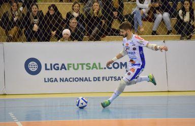 Goleiro Léo Gugiel continua defendendo o Joaçaba Futsal em 2019. Foto Mayelle Hall - Joaçaba Futsal
