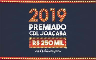 CDL/Joaçaba lança mega-campanha que vai premiar quase 600 consumidores e distribuir R$ 250 mil em prêmios
