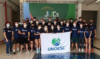 Unoesc é vice-campeã dos 64º Jogos Universitários Catarinenses (JUCs)