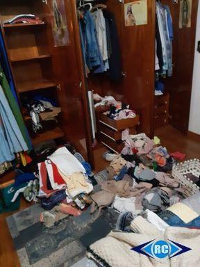 Criminosos que assaltaram residência em Capinzal ameaçaram casal dizendo que estariam com filho em Joinville