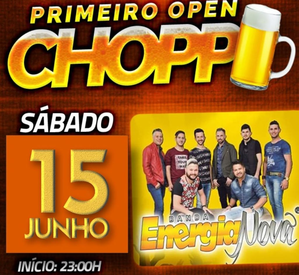 Vem ai o Primeiro Open Chopp Joaçaba!