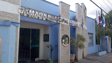 Vereadores de Capinzal analisam denúncia que pode levar a cassação do prefeito