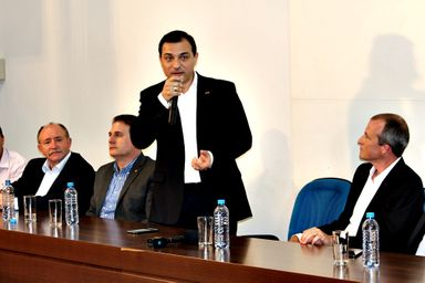 Governador libera R$ 12 milhões para revitalizar acessos de Joaçaba, Herval e Luzerna