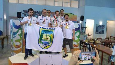Associação de Xadrez de Joaçaba fica campeão do Circuito Brasil/América Online e é finalista do Catarinense