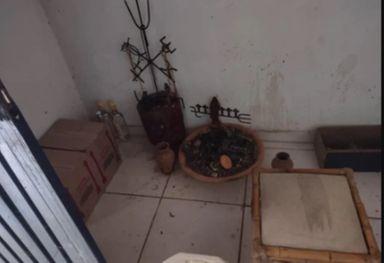 Autor de chacina no DF sacrificou vítima em ritual satânico