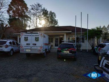 Operação policial resulta na apreensão de armas e munições em Zortéa
