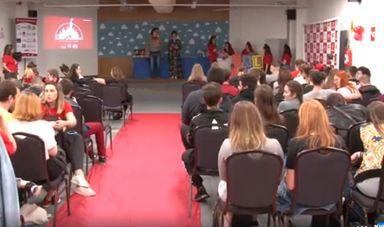 Foto1: Cerimônia de premiação aconteceu na Furb em Blumenau