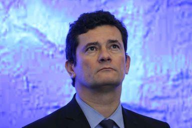 O ministro da Justiça, Sérgio Moro - Foto: Estadão Conteúdo