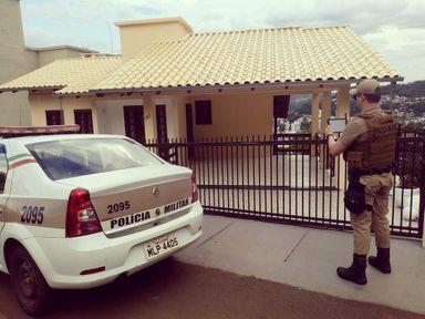 """Moradores podem cadastrar suas residências no Programa  """"Viagem Segura"""" da PM"""