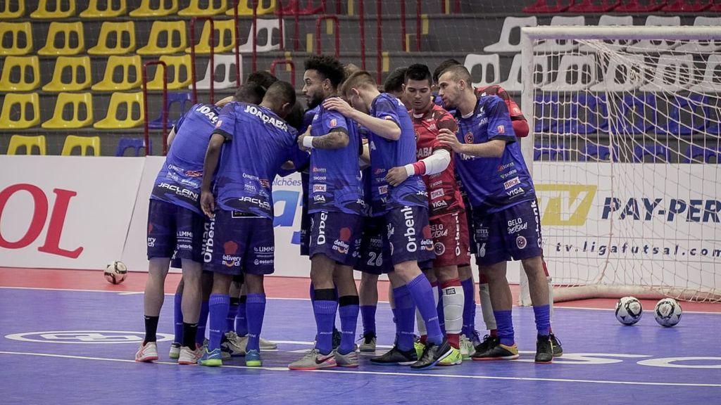 Joaçaba Futsal vence o Umuarama fora de casa pela Liga Nacional