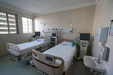 Mortes ocorreram no interior do hospital Marieta (Foto: Governo do Estado, Divulgação)