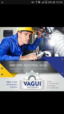 Uniformes Industriais
