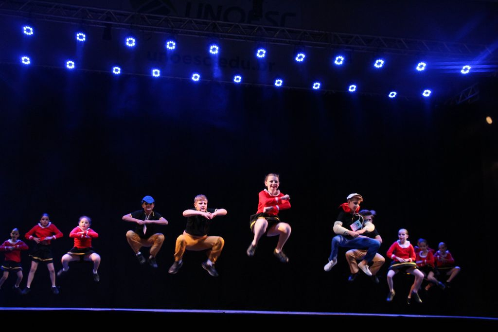 Dance Joaçaba acontecerá de 3 a 6 de outubro e terá premiação de R$ 10 mil