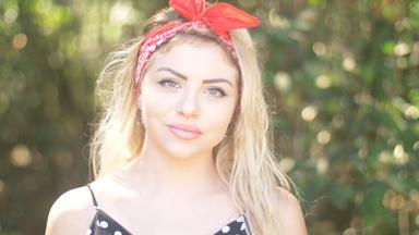 Assista! Marine lima lança clipe de seu primeiro single