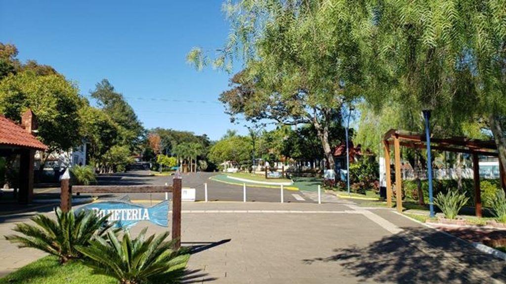 Termas de Piratuba reabre a área de camping nesta semana