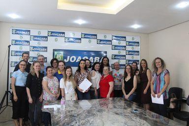 Empossado em Joaçaba o novo Conselho Municipal dos Direitos da Mulher