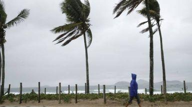 Formação de ciclone extratropical pode trazer ventania e chuvas acima de 100mm para o Oeste Catarinense
