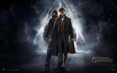Animais Fantásticos: Os Crimes de Grindelwald estreia nesta quinta-feira, 15, no Cine Gracher Joaçaba