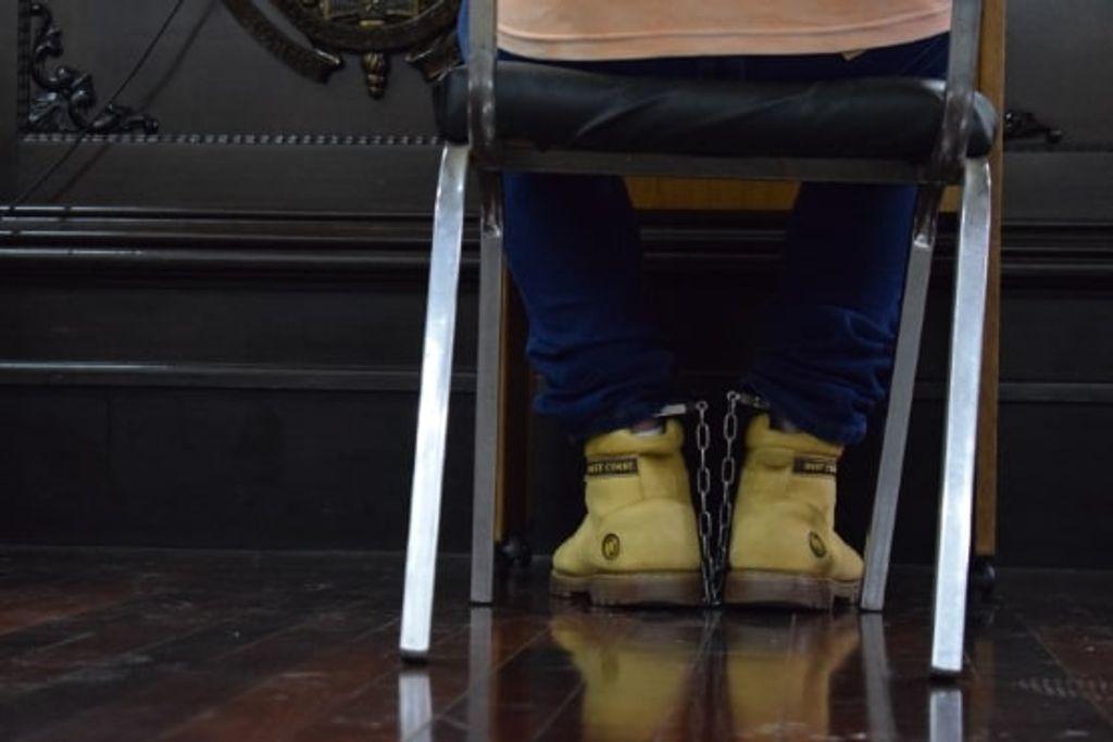Cinco réus estavam presos e foram condenados em Lages – Foto: Divulgação/TJSC