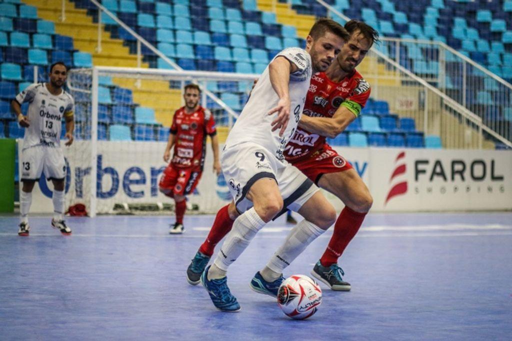 Joaçaba Futsal se despede da Taça Brasil e volta atenções para a Recopa SC