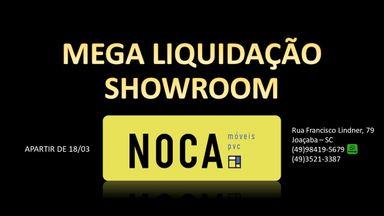 Noca Móveis de PVC realiza Mega Liquidação de Showroom