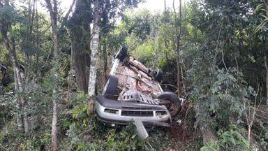 Acidente ocorreu no início da manhã – Foto: Rodrigo Gonçalves/NDTV