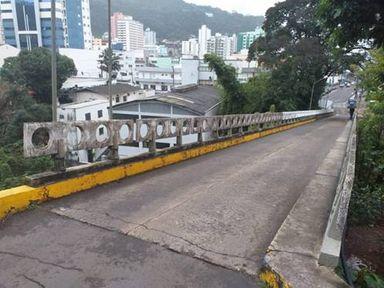 Ponte do Trabalhador terá nova passarela