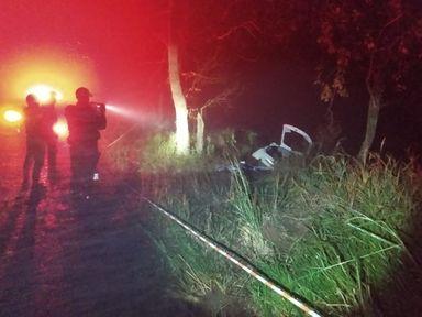 Homem morre após veículo colidir em árvore no Oeste de SC