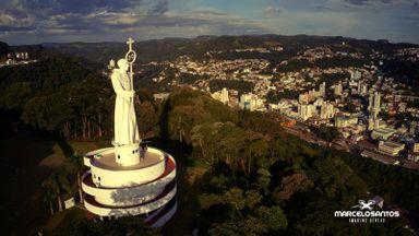 Câmara aprova projeto que transforma o Monumento Frei Bruno em ponto turístico do município