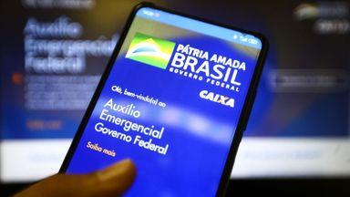 Caixa divulga calendário para pagamento de parcelas extras do auxílio emergencial