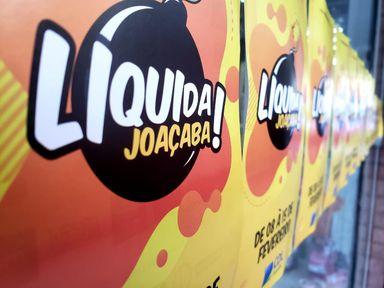 """""""Liquida Joaçaba"""" começa neste sábado (08) com lojas vendendo produtos com descontos de até 70%"""