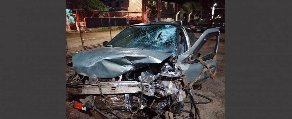 Morre uma das vítimas do acidente com dois carros na BR-153