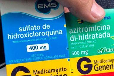 Luzerna implantará protocolo de tratamento com Azitromicina e Cloroquina