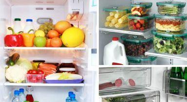 Receita e dicas para conservar os alimentos na geladeira