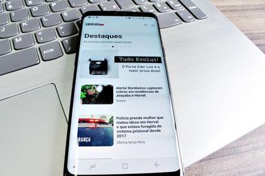 Saiba como baixar e as novidades que você encontrará no aplicativo do Portal Éder Luiz!