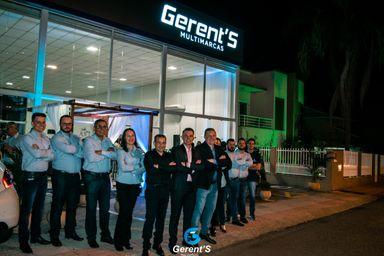 Gerent's Multimarcas inaugura filial no município de Capinzal
