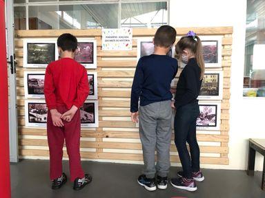 CEI Clara Zomkowski realiza Mostra sobre a história de Joaçaba para seus alunos