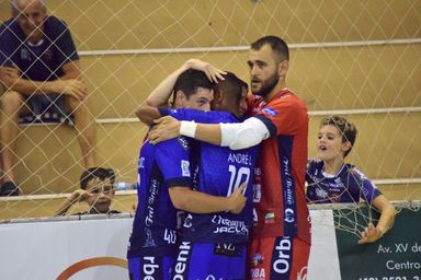 Joaçaba Futsal vence o Atlântico no primeiro amistoso do ano